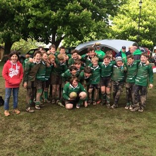 U12s Victorious at Vectis!