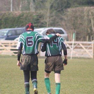 Friendly with Sevenoaks RFC