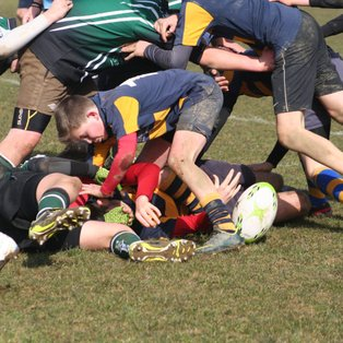 U13s take on Eastbourne RFC in the last league match of the season