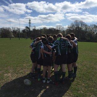 Sunshine Sevens at East Grinstead RFC