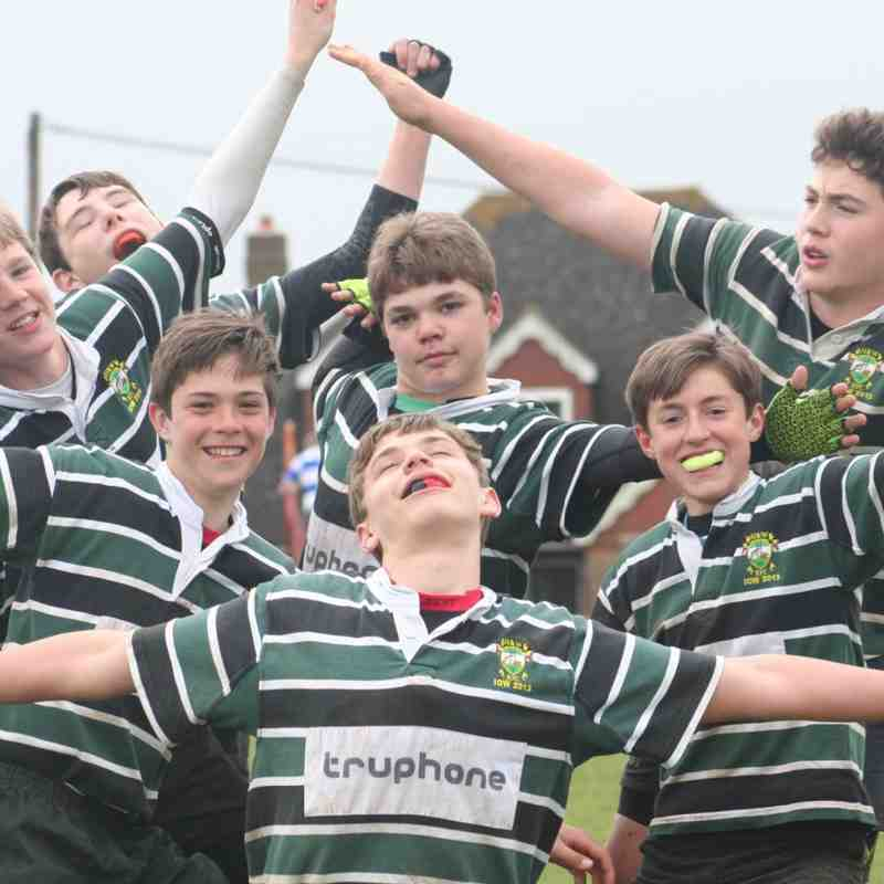 U13s Host 7s Tournament 26 April 2015