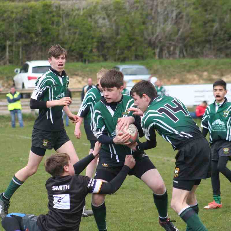 U14s Spring 7s Tournament 24 April 2016 the good photos thanks to Bertie