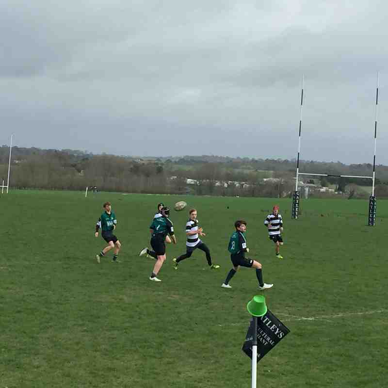U15s League Match away to Pulborough RFC 19 March 2017 with thanks to Bernadette for the good photos in this album!
