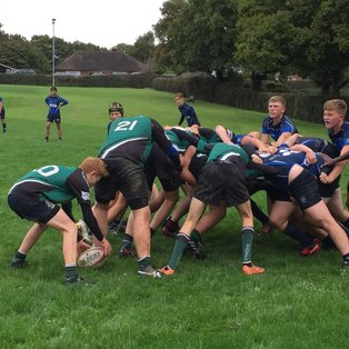 U16s vs Brighton RFC League Match