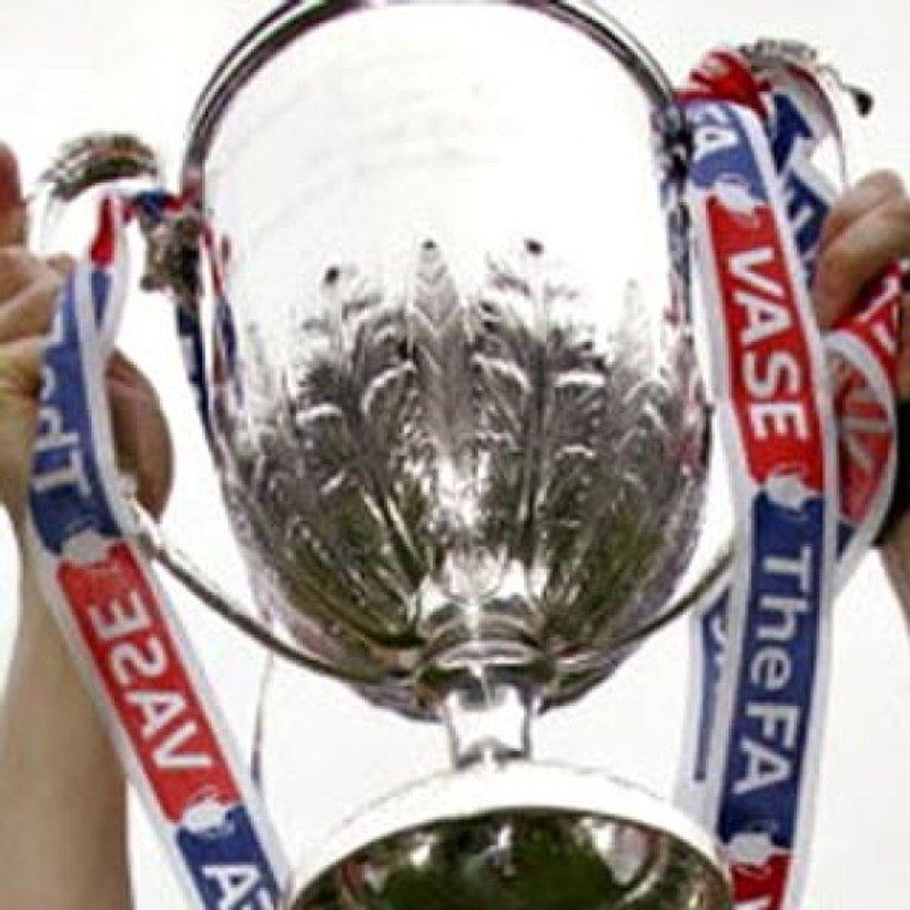 Fa Vase Draw Ibstock United Away News Rothwell Corinthians