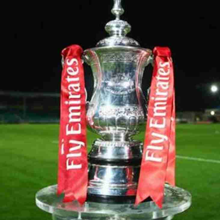 ITS THE FA CUP