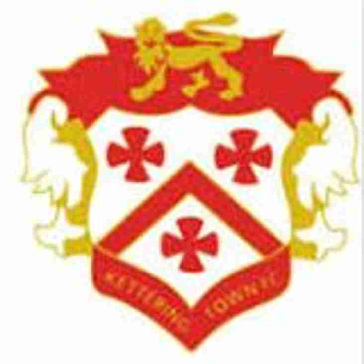 KETTERING TOWN THE VISITORS TONIGHT