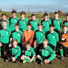Belper United Under 14s Season 2013-14