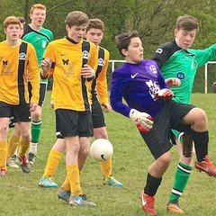 Belper United U-14 v Holbrook St.Michaels