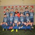 Under 13's Blues lose to Oadby town 4 - 0