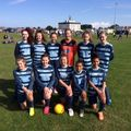U15  girls lose to leicester ladies 5 - 2