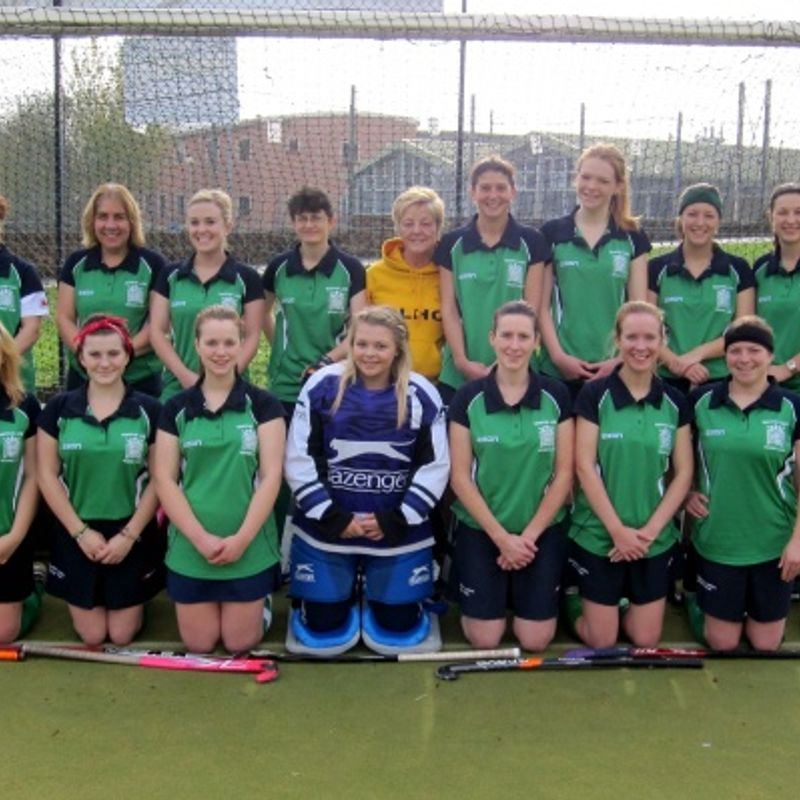 Cwmtawe 1 - 1 Chepstow Ladies Hockey Club