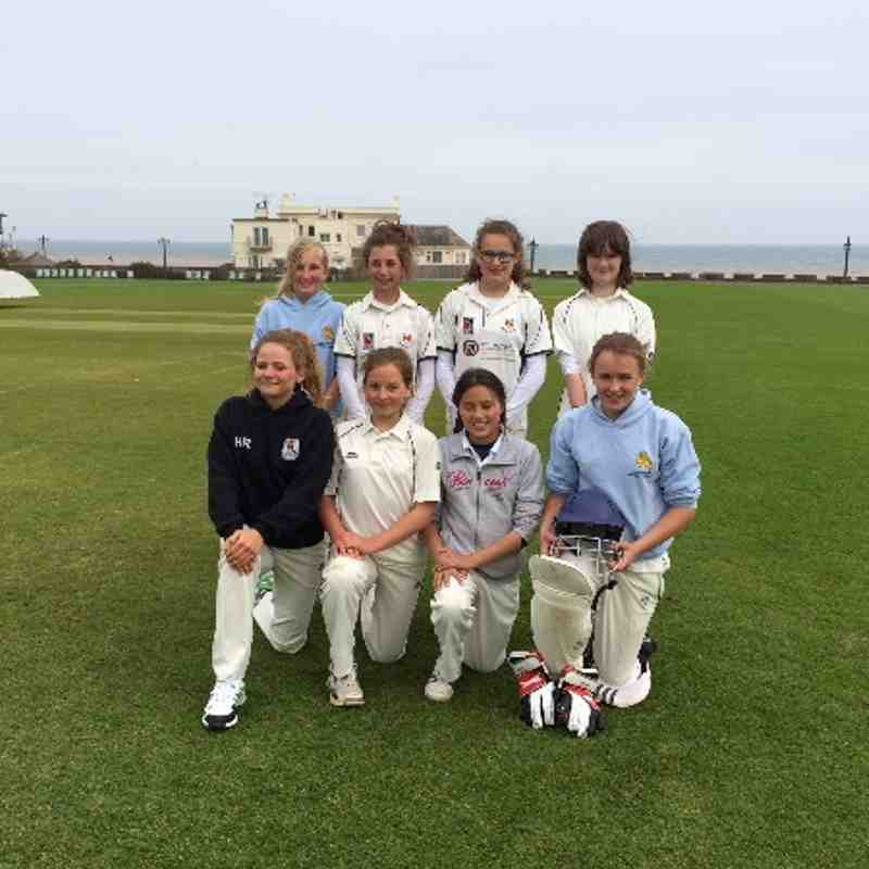 Sidmouth Girls Team