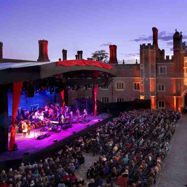 2017 Hampton Court Palace Festival Packages