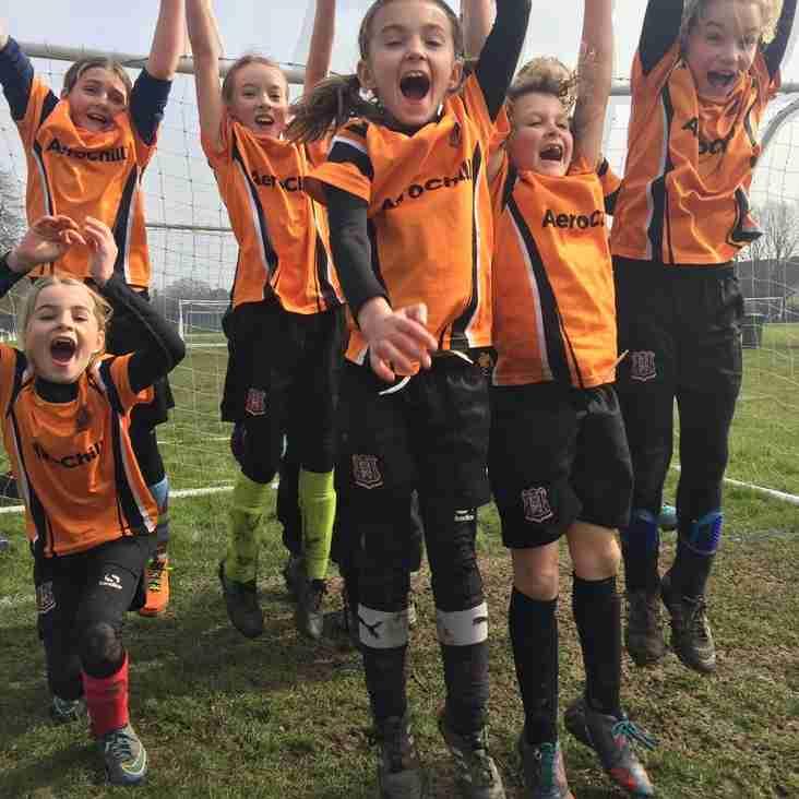 Brentford girls only summer soccer school!