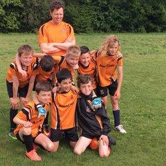 Hearts FC U9 Summer squad