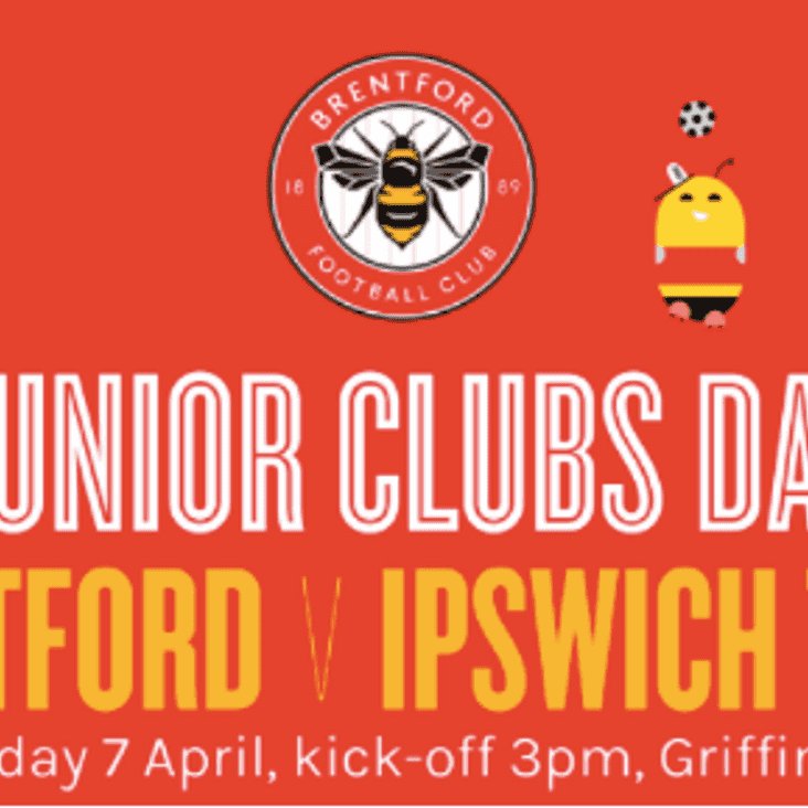 Primary Schools Day Exclusive Offer - Brentford FC vs Ipswich Town F.C