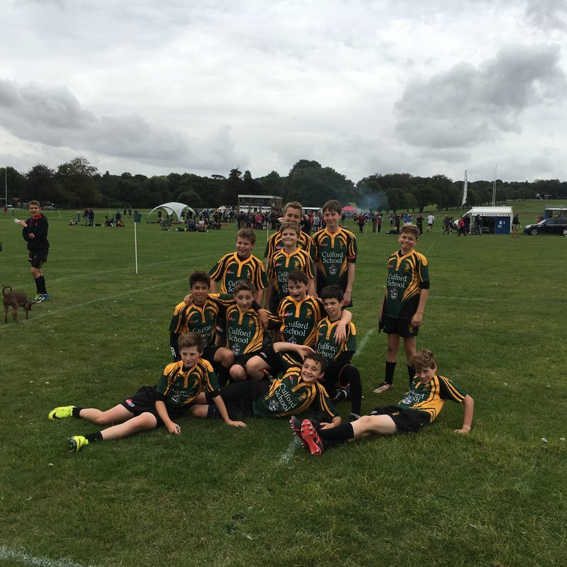 Youth start the season with success at Suffolk 7s