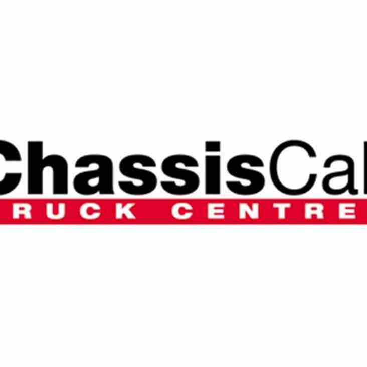 Club welcomes Chassis Cab as Matchday and MOM Sponsor