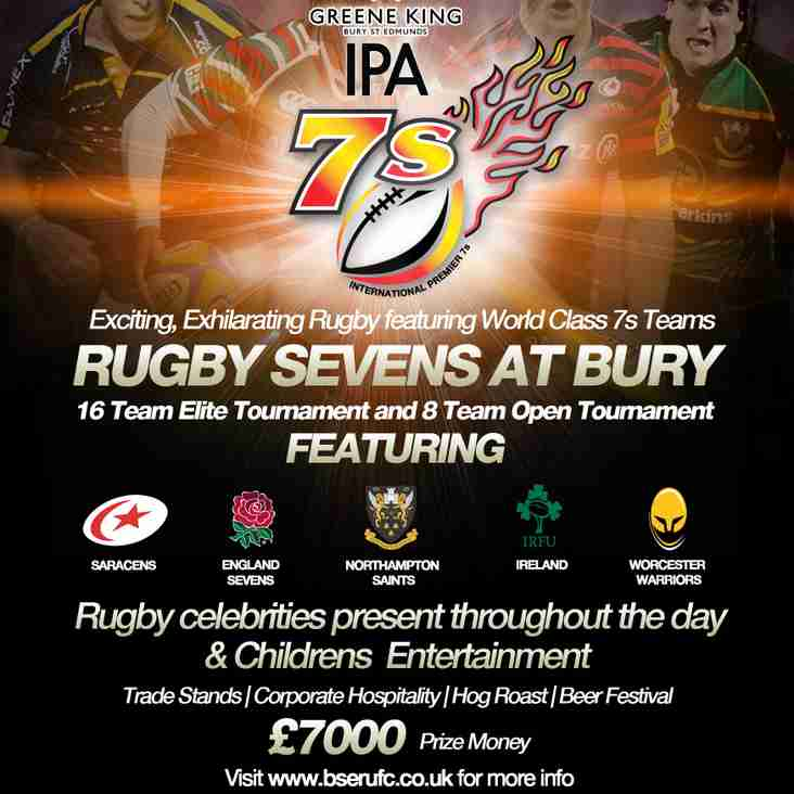 Online Booking Opens for GK IPA 7s Tournament
