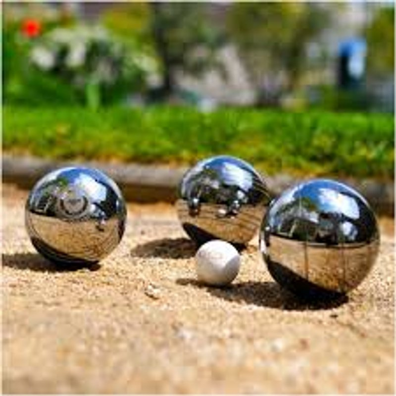 Friday Night BOULES and BEER