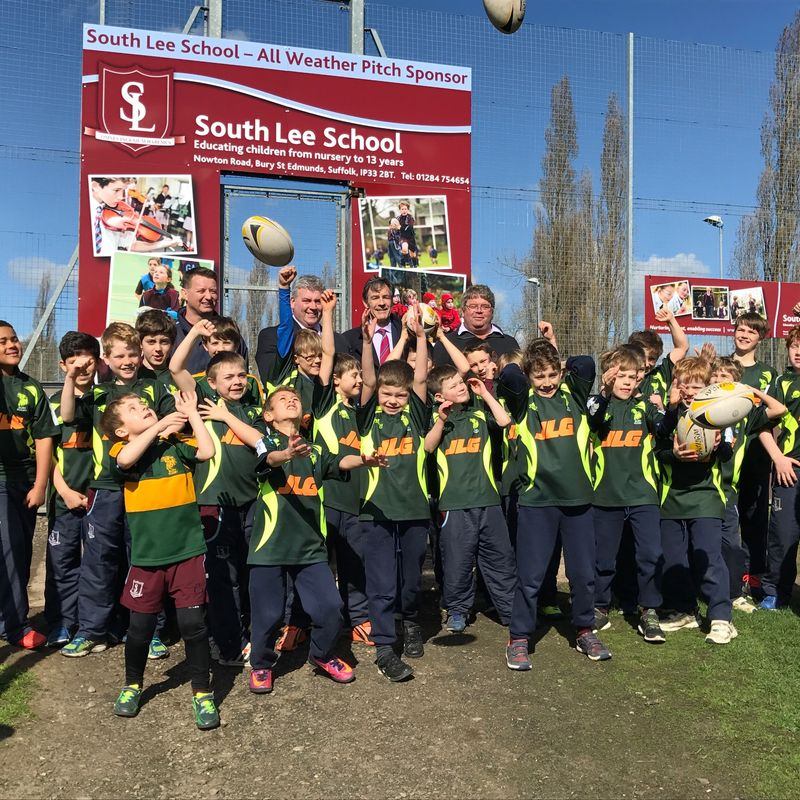 South Lee School becomes All Weather Pitch Sponsor