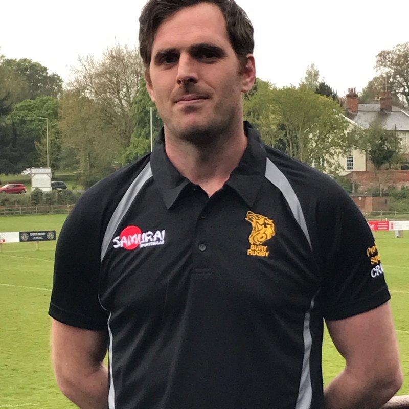 Saints & England Saxons player Jon Clarke becomes Head Coach