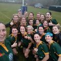 Foxes move up to 2nd in league after win over Woodbridge Amazons