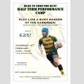 Half Term Performance Camp for Youth