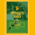 England's Andy Goode to be guest speaker at the President's Dinner THIS FRIDAY