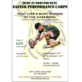 Easter Holiday Performance Camp for Youth