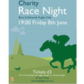 Charity Race Night - FRIDAY 8 JUNE