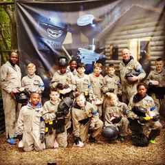Soldiers of Paint Ball