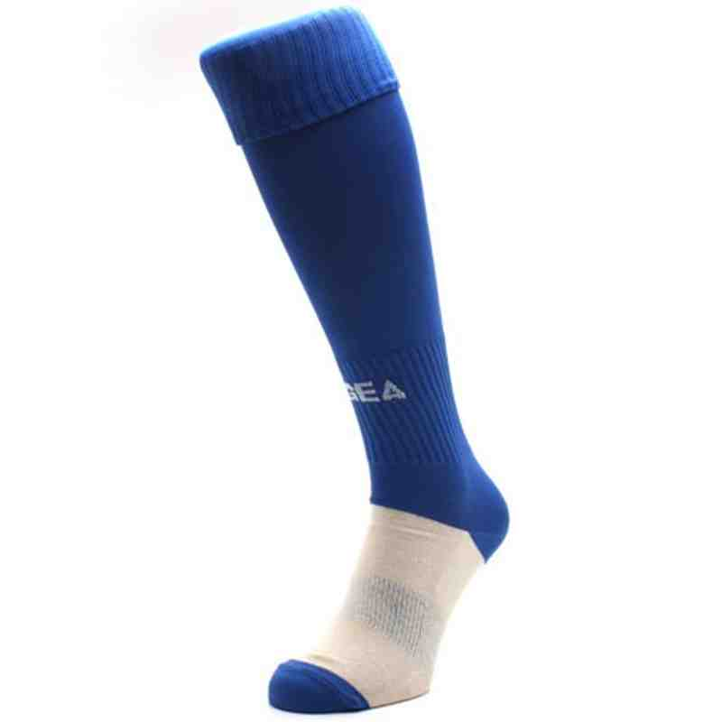 Blue AFCK Footballs Socks