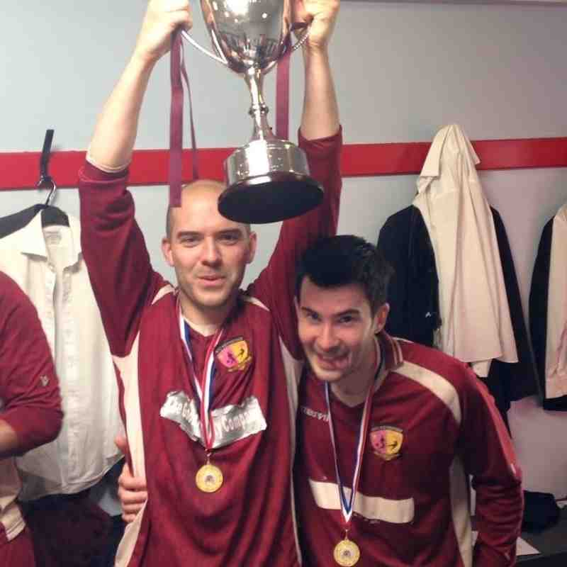 Presidents Cup Win 2015