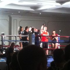 Sutton's White Collar Boxing