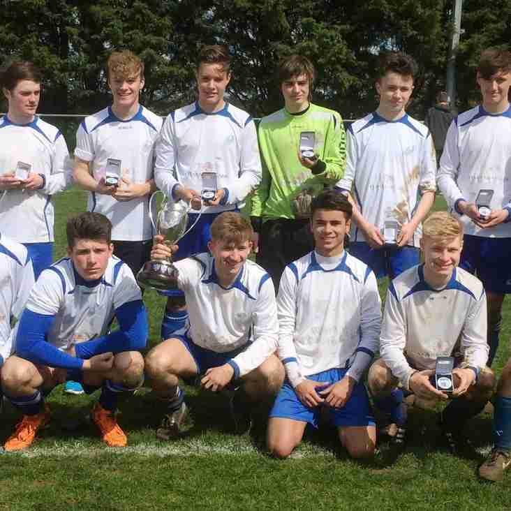 U16 FC - Oxford League Cup WINNERS!