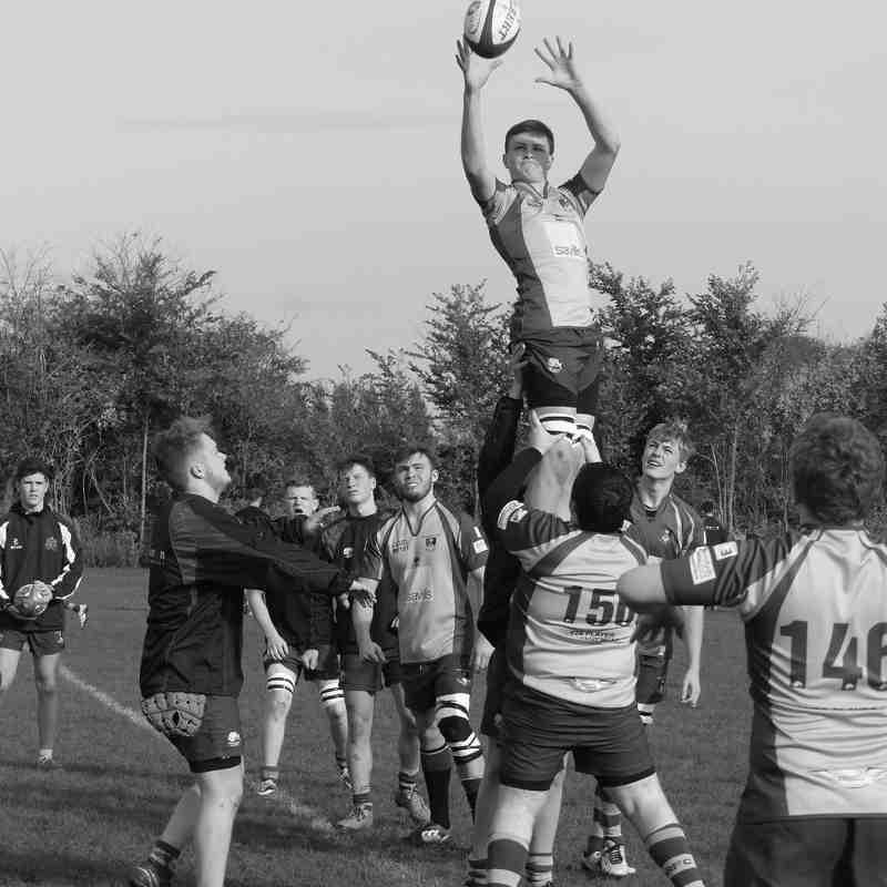 Colts v Aylesbury 25th October 2015