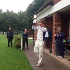 Junior Cup Winners 2015 v Milton