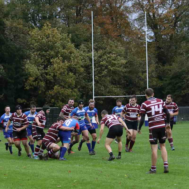 Leek v Newcastle 18