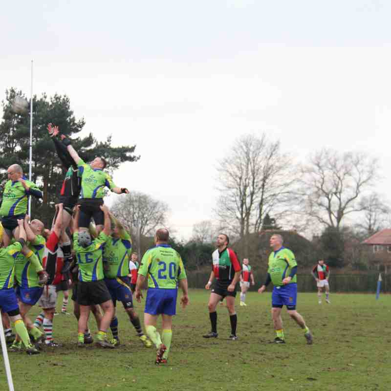 Ancients v Stockport 4's 21 Jan 2017 Photos from Hannah McEnaney