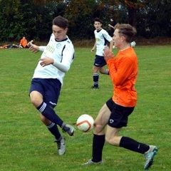 Burwell Tigers 0 U18s 4