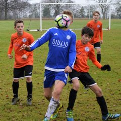 U14 Blues 0 St Ives 6