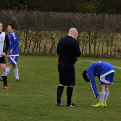 U14 Blues pipped in five-goal thriller at Isleham
