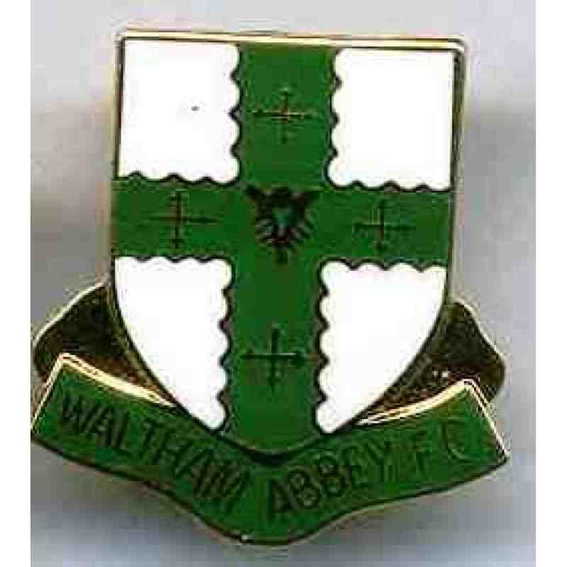 Waltham Abbey FC Club Badges