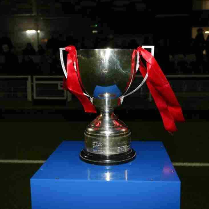League Cup Draw Made