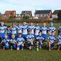 Under 11's Golds lose to Clock Face 16 - 24