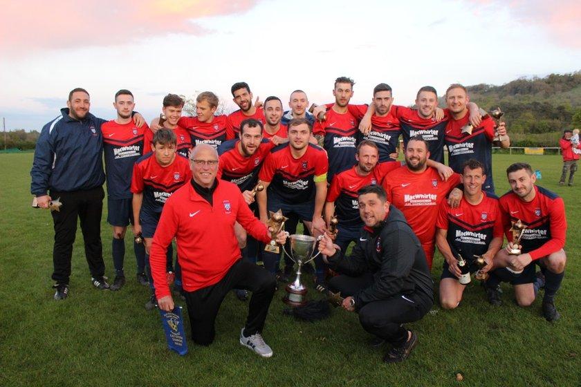 Swpl East Champions 2016/17
