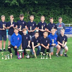 U13 : 17/18 Pioneer League and Cup Double Winners