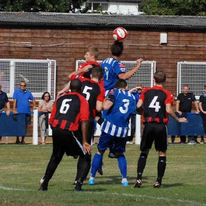 Herne Bay V Chatham Town FC